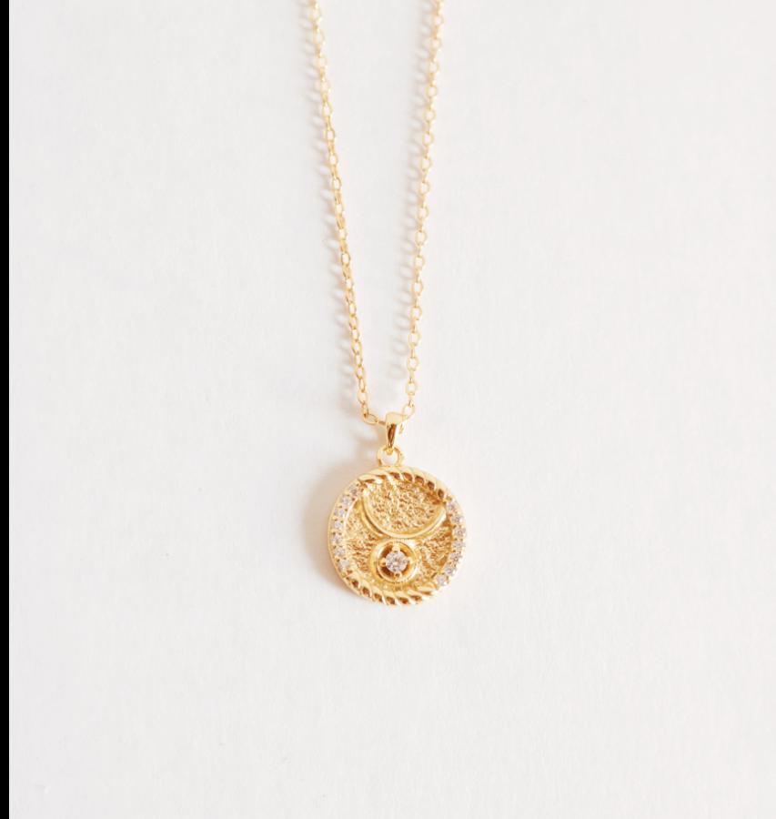 Collar zodiaco TAURO